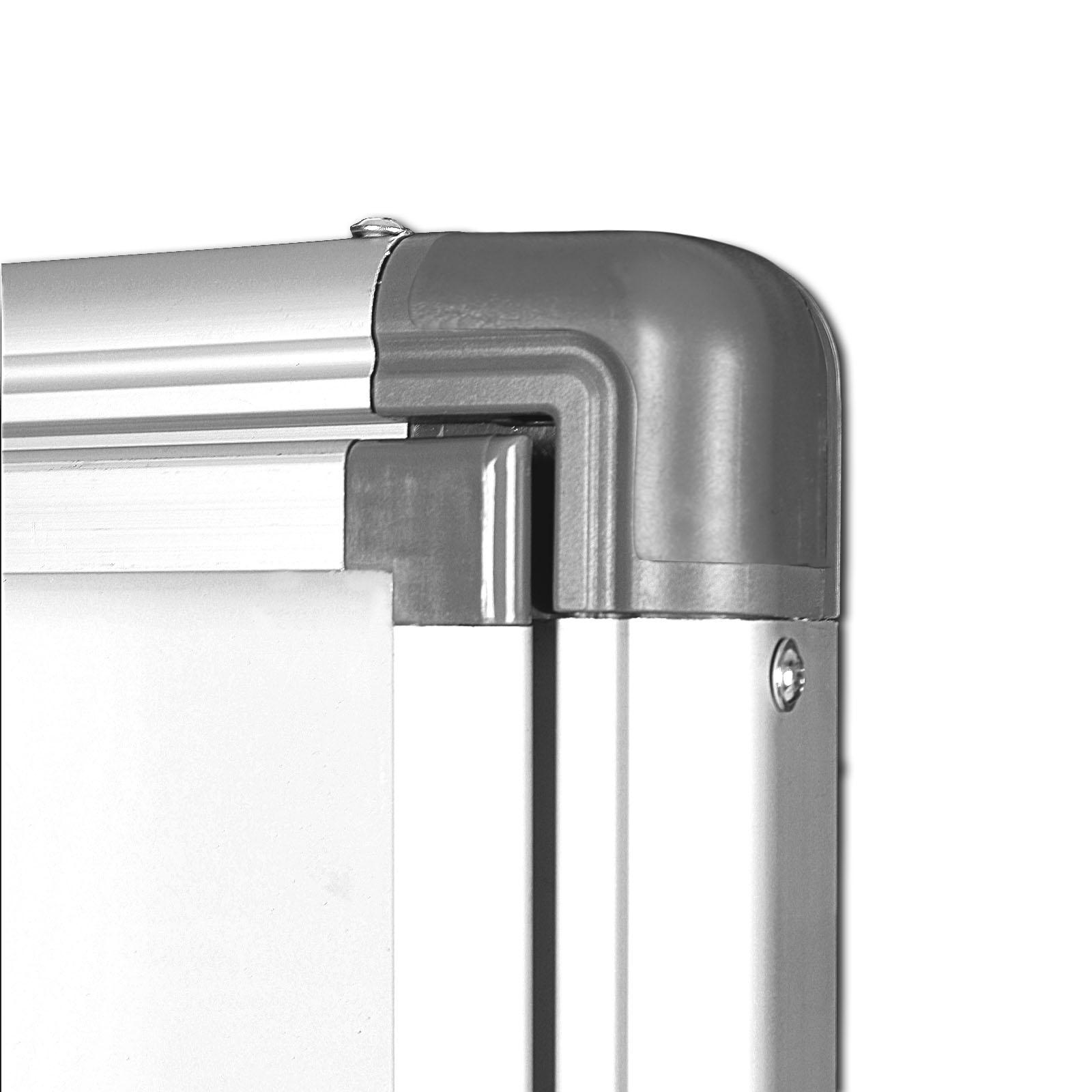 b romi schaukasten flachschaukasten infokasten vitrine mit whiteboard magnettafel innen fsh. Black Bedroom Furniture Sets. Home Design Ideas