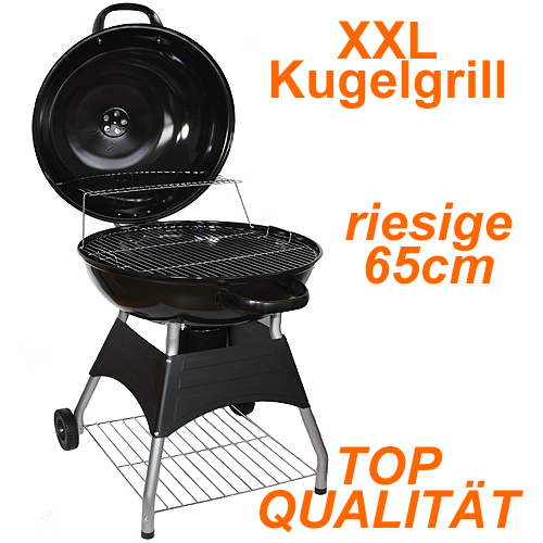 kugelgrill holzkohlegrill standgrill grill grillwagen bbq. Black Bedroom Furniture Sets. Home Design Ideas