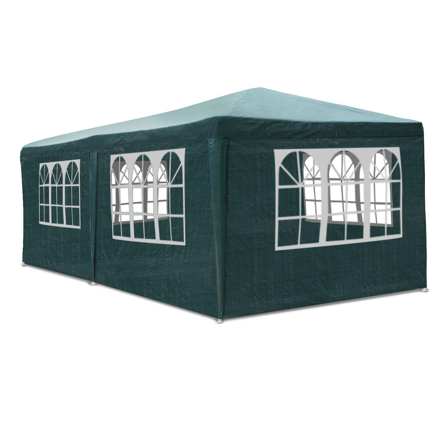 Gartenzelt 3x4 Wasserdicht : Partyzelt festzelt pavillon gartenzelt m mit allen