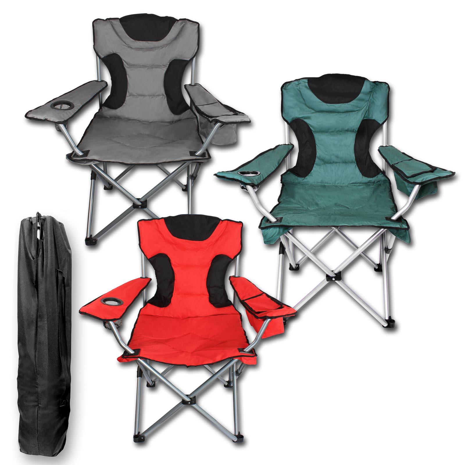 Hochwertiger Camping Klappstuhl der Marke