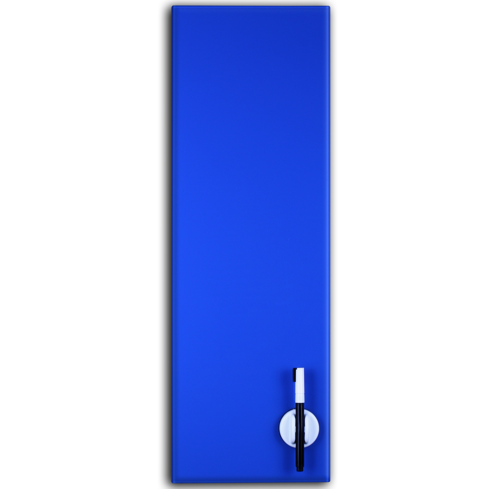 glas magnettafel pinnwand memoboard whiteboard farbe blau ebay. Black Bedroom Furniture Sets. Home Design Ideas
