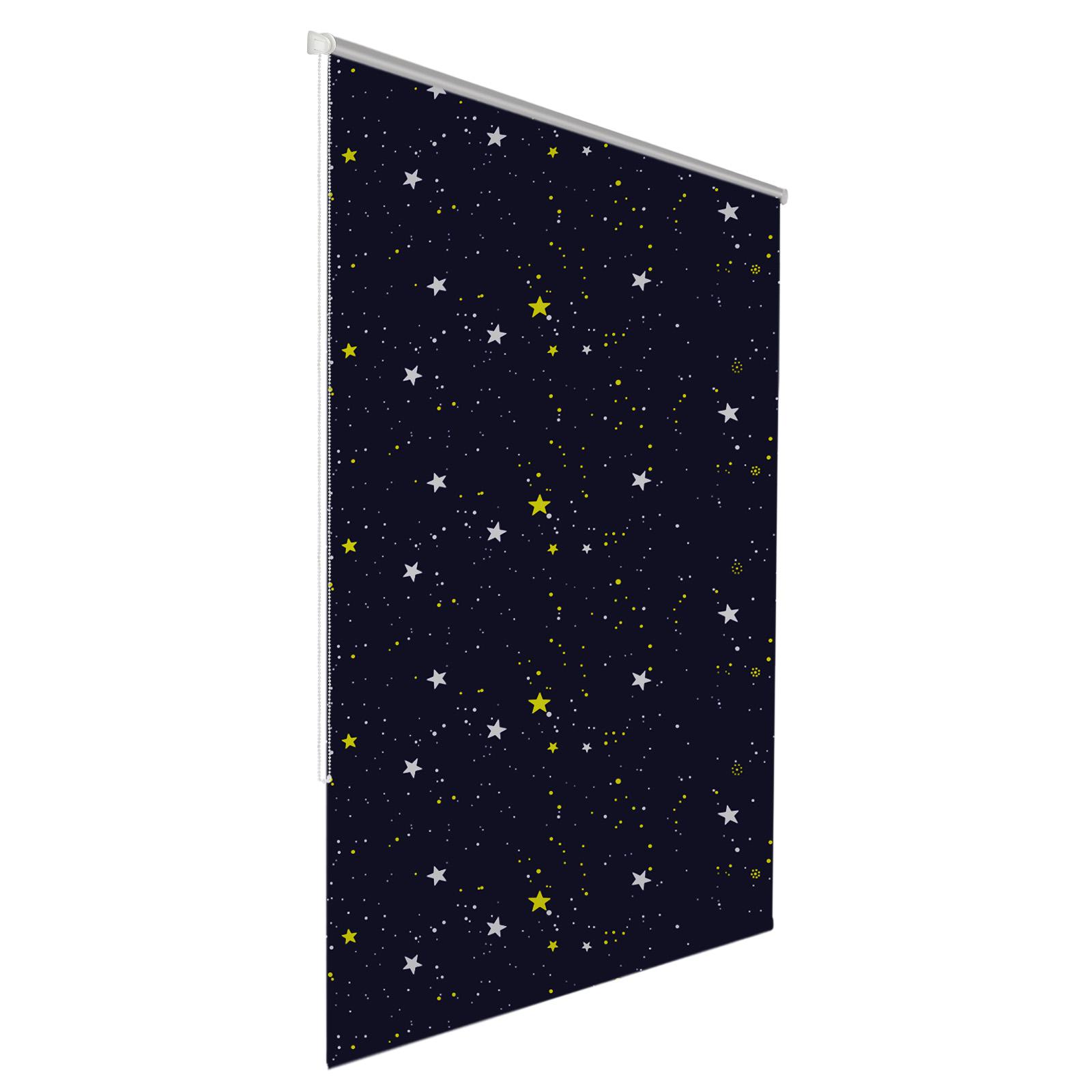 verdunkelungsrollo fenster in verschiedenen farben breiten klemmfix ohne bohren ebay. Black Bedroom Furniture Sets. Home Design Ideas