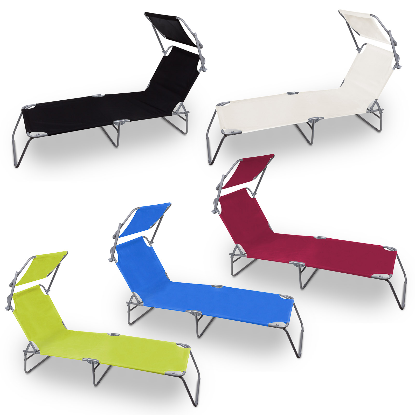 Beautiful lit de jardin avec pare soleil photos design for Chaise longue avec pare soleil