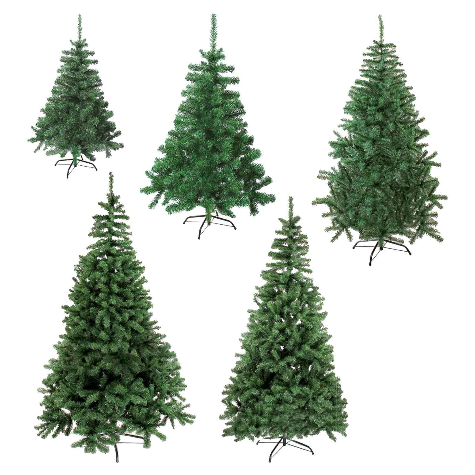 weihnachtsbaum kunstbaum k nstlicher tannenbaum 5 h hen 120 240 cm dichte zweige ebay. Black Bedroom Furniture Sets. Home Design Ideas